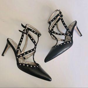 Sam Edelman Ocie Studded Strappy Heels